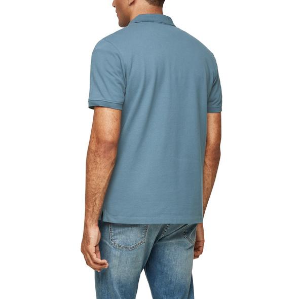 Poloshirt mit Logo - T-Shirt
