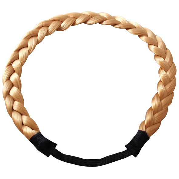 Haarband - Zopf/blond