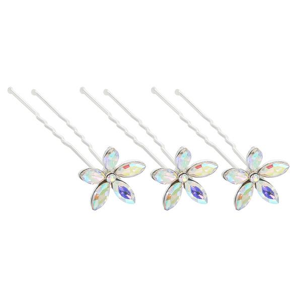 Haarnadel - Shiny Flowers