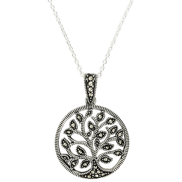 Kette - Sparkling Tree of Life