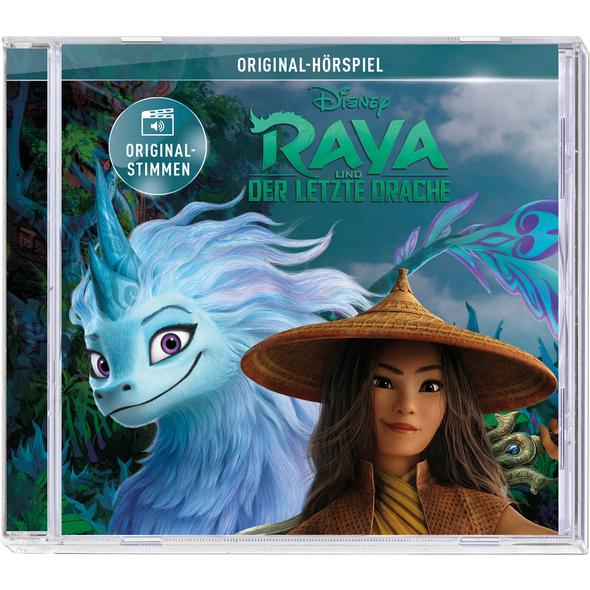 Disney: Raya und der letzte Drache