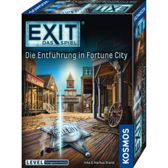 EXIT - Die Entführung in Fortune City