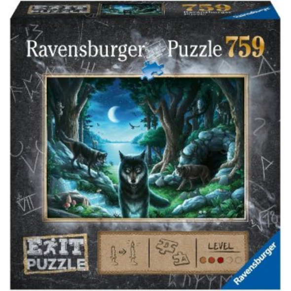 Exit 7: Das Wolfsrudel - Puzzle 759 Teile