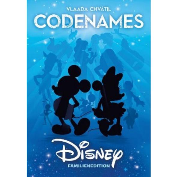 Codenames Disney Familienedition