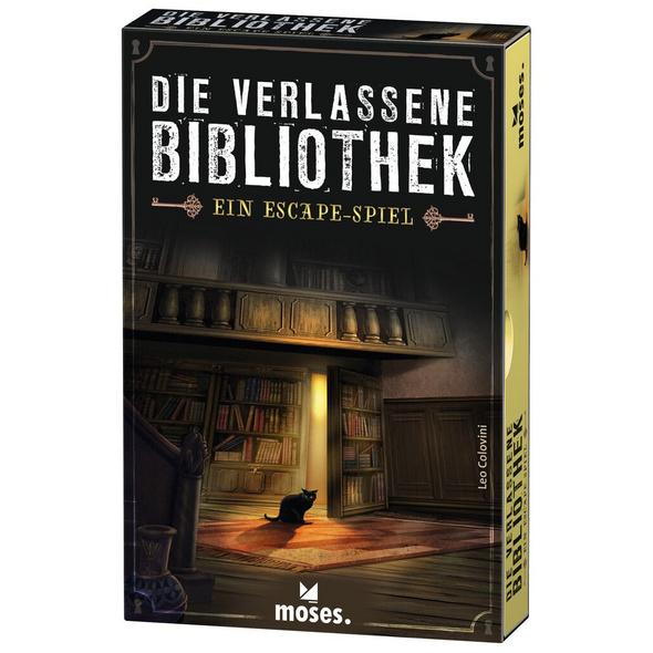 Die verlassene Bibliothek