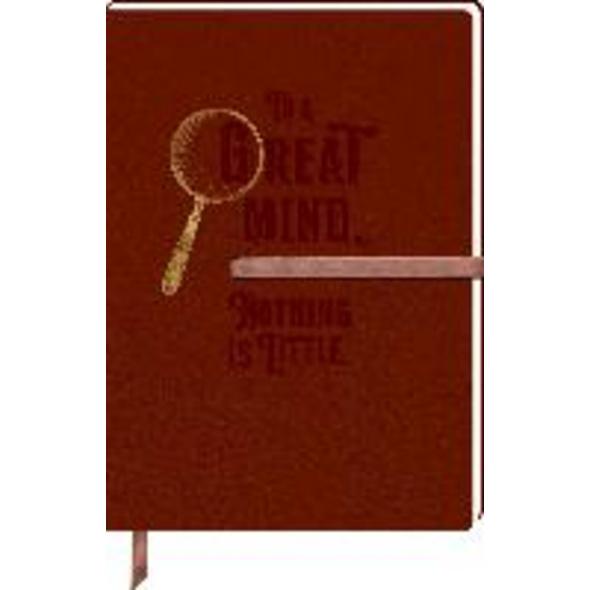 Notizbuch - Sherlock - DIN A5