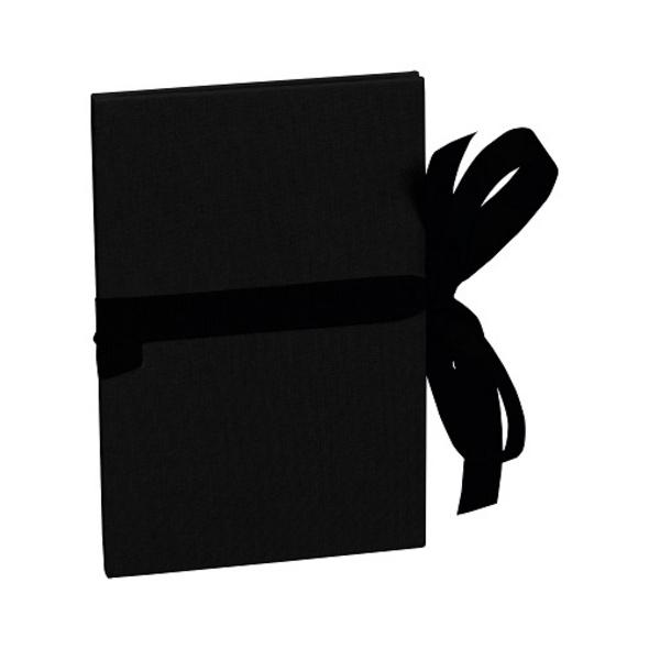 Leporello Classico black