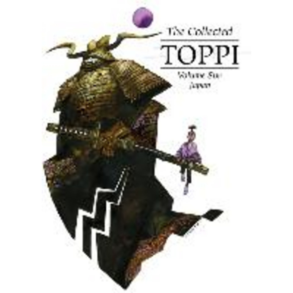 The Collected Toppi Vol.6: Japan