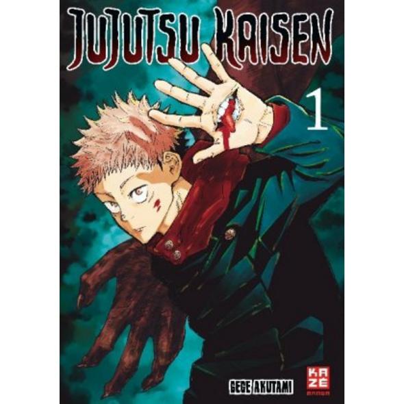 Jujutsu Kaisen - Band 1