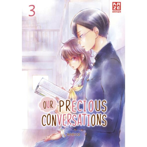 Our Precious Conversations - Band 3