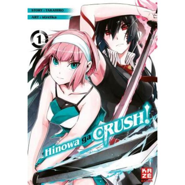 Hinowa ga CRUSH! - Band 1