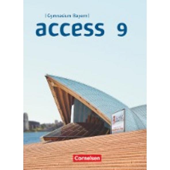 Access 9. Jahrgangsstufe - Bayern - Schülerbuch