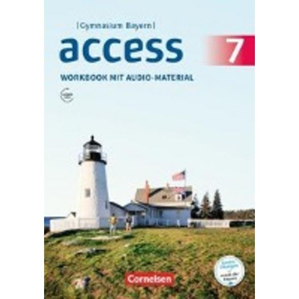 Access - Bayern - 7. Jahrgangsstufe - Workbook mit