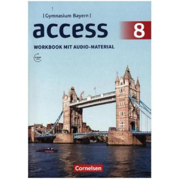 Access 8. Jahrgangsstufe - Bayern - Workbook mit A