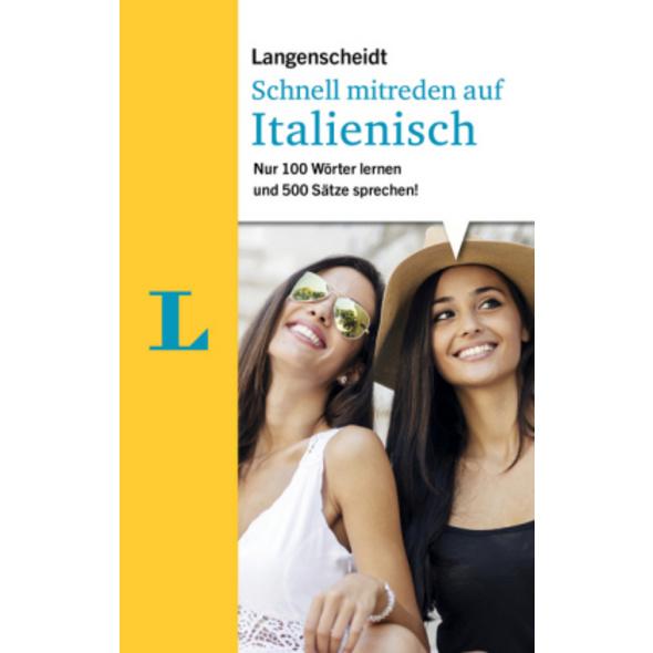Langenscheidt Schnell mitreden auf Italienisch
