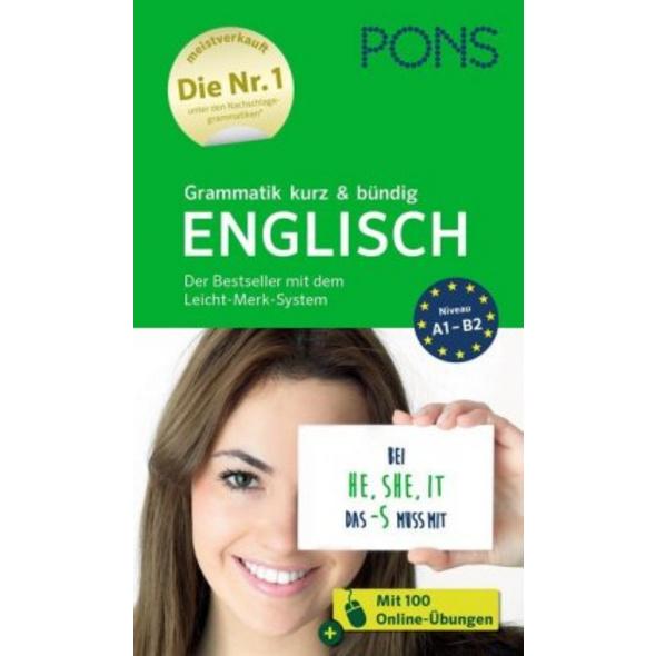 PONS Grammatik kurz   bündig Englisch