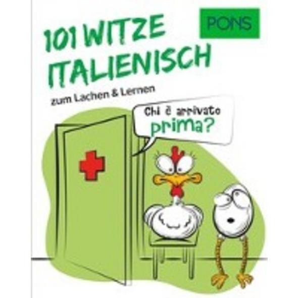 PONS 101 Witze Italienisch