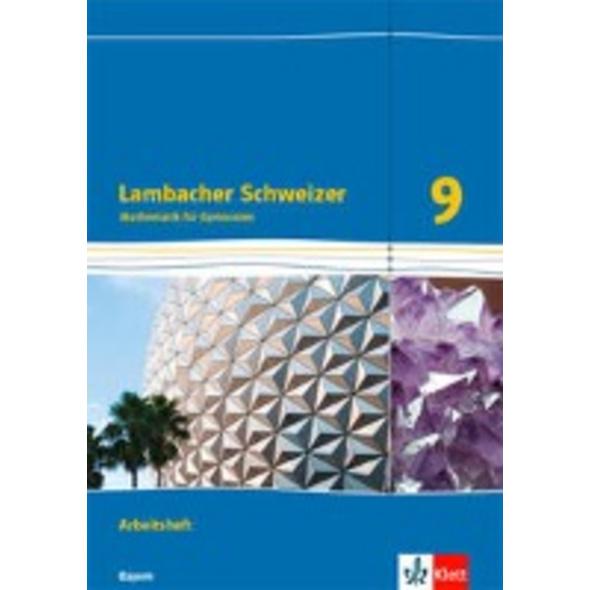 Lambacher Schweizer Mathematik 9. Arbeitsheft plus