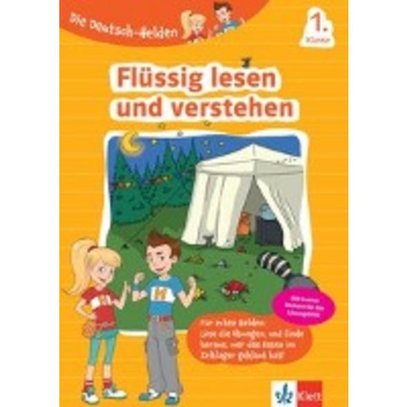 Die Deutsch-Helden Flüssig lesen und verstehen 1.