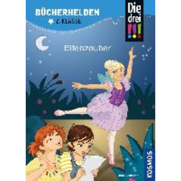 Die drei !!!, Bücherhelden 2. Klasse, Elfenzauber