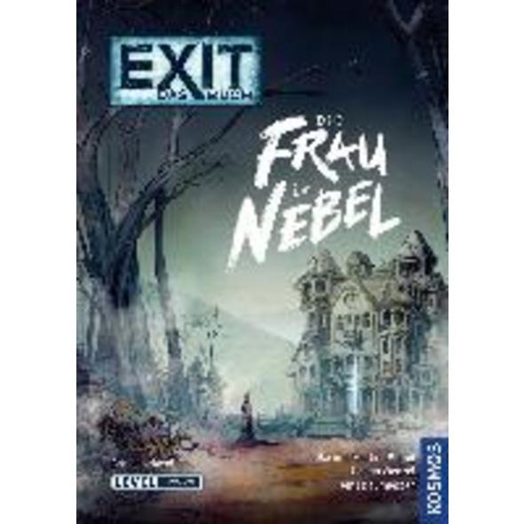 EXIT - Das Buch: Die Frau im Nebel