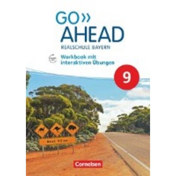 Go Ahead 9. Jahrgangsstufe - Ausgabe für Realschul