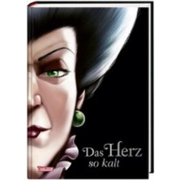 Disney - Villains 8: Das Herz so kalt  Cinderella