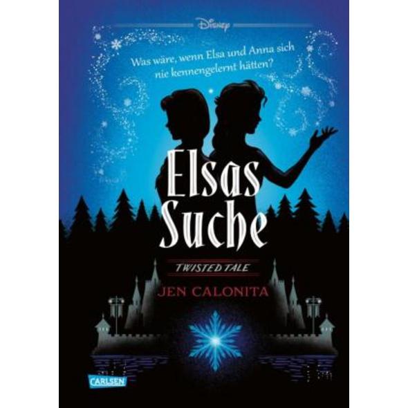 Disney - Twisted Tales: Elsas Suche  Die Eiskönigi