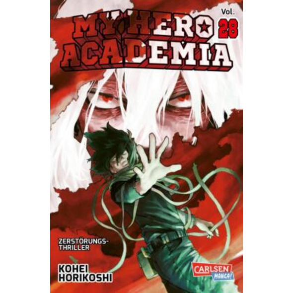 My Hero Academia 28