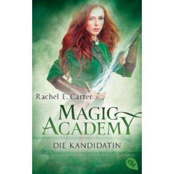 Magic Academy 3 - Die Kandidatin