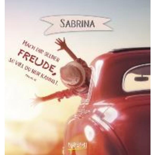 Namenskalender Sabrina