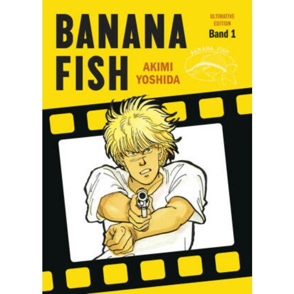 Banana Fish: Ultimative Edition 01