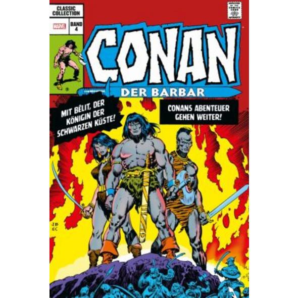 Conan der Barbar: Classic Collection
