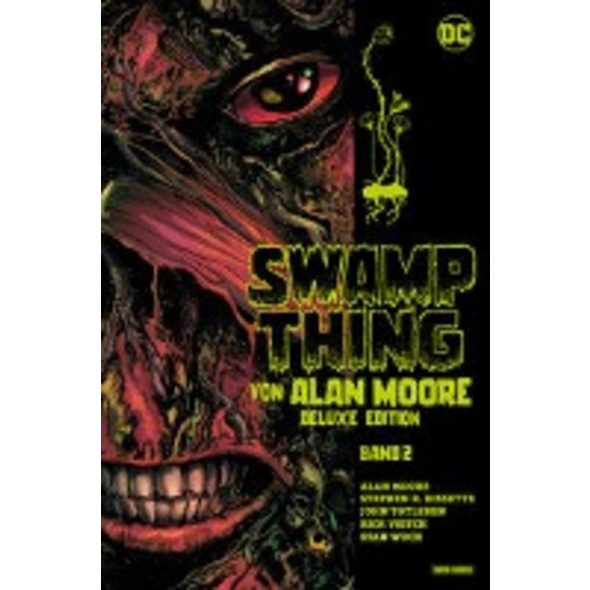 Swamp Thing von Alan Moore  Deluxe Edition