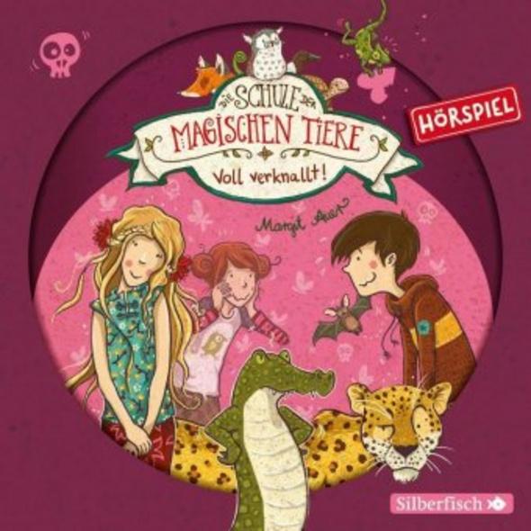 Die Schule der magischen Tiere 08: Voll verknallt!