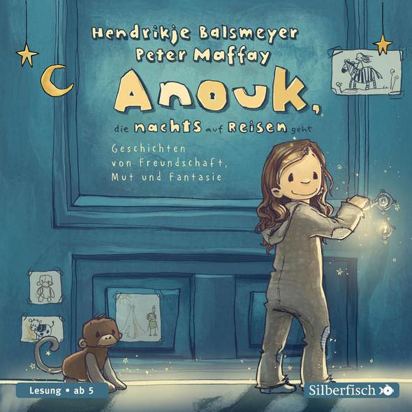 Anouk, die nachts auf Reisen geht