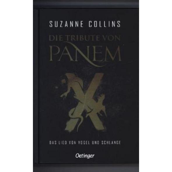 Die Tribute von Panem X. Das Lied von Vogel und Sc