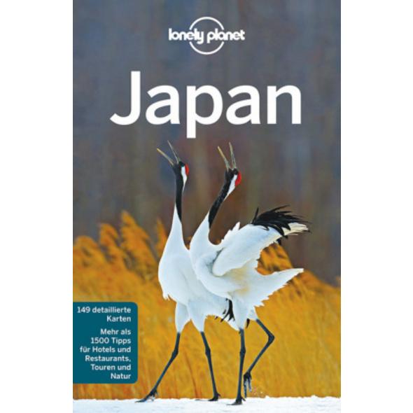 Lonely Planet Reiseführer Japan