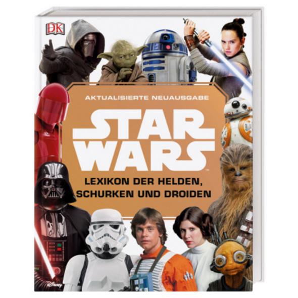 Star Wars TM  Lexikon der Helden, Schurken und Dro