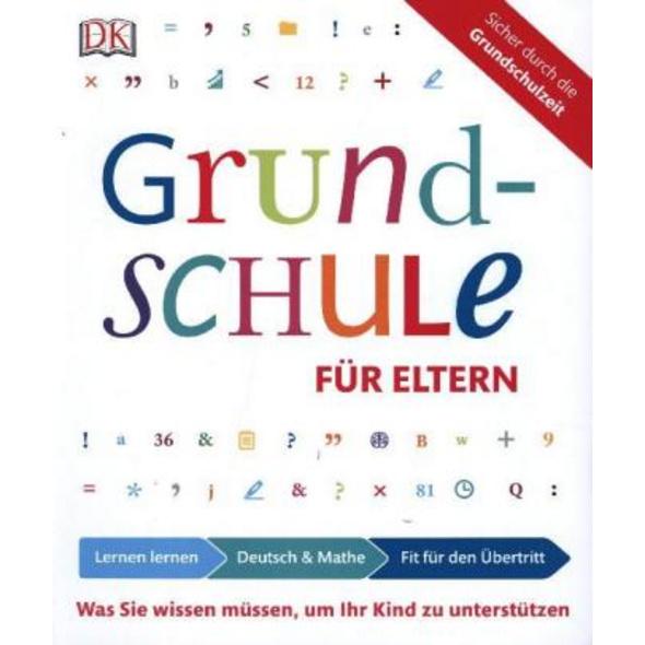 Grundschule für Eltern: Lernen lernen, Deutsch   M