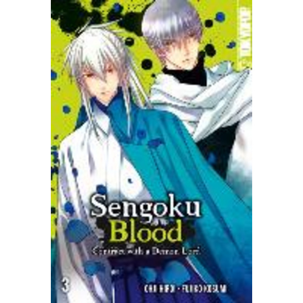 Sengoku Blood - Contract with a Demon Lord 03