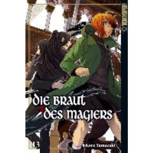 Die Braut des Magiers 13