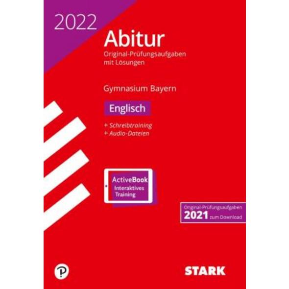 STARK Abiturprüfung Bayern 2022 - Englisch