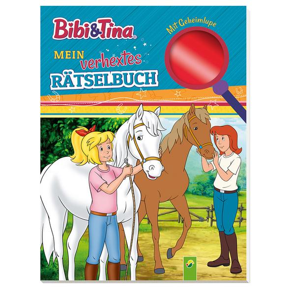 Bibi   Tina Mein verhextes Rätselbuch - Mit Geheim
