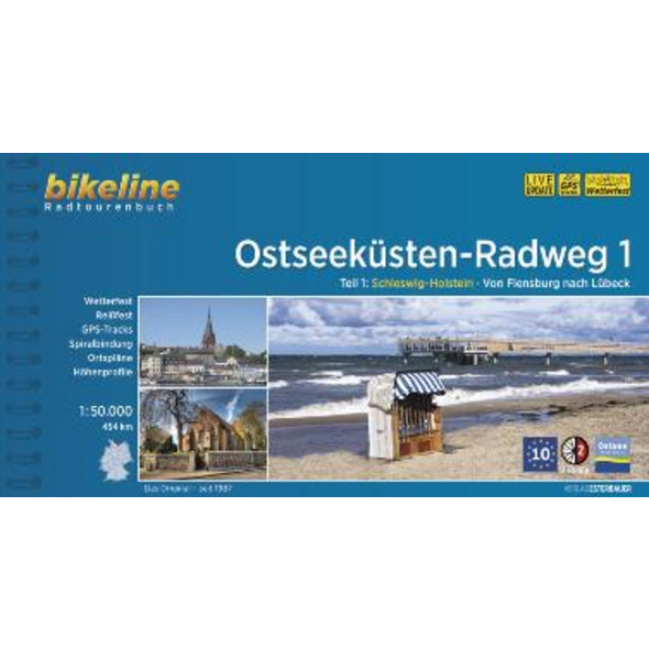 Ostseeküsten-Radweg   Ostseeküsten-Radweg Teil 1