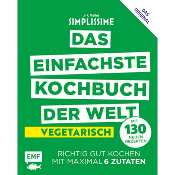 Simplissime - Das einfachste Kochbuch der Welt: Ve