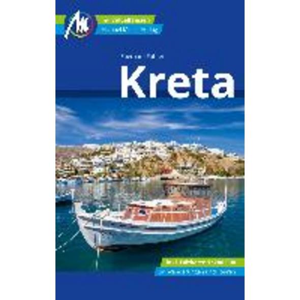 Kreta Reiseführer Michael Müller Verlag