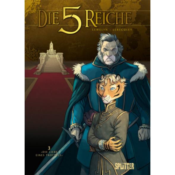 Die 5 Reiche. Band 3
