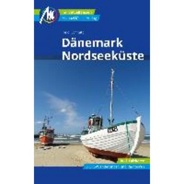 Dänemark Nordseeküste Reiseführer Michael Müller V