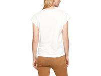 Lässiges Shirt mit Print-Detail - T-Shirt